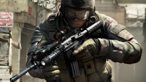 Волпепер со спецназовцем из CSGO